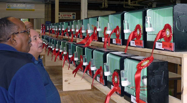 2012 Glosterdag Midden-Nederland klassewinnaars