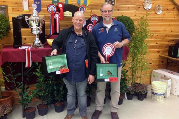 2014 Twentse Glosterdag winnaars