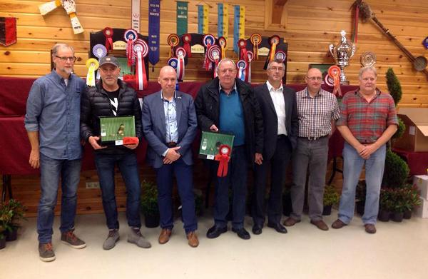 2015 Haaksbergen - Keurmeesters en winnaars